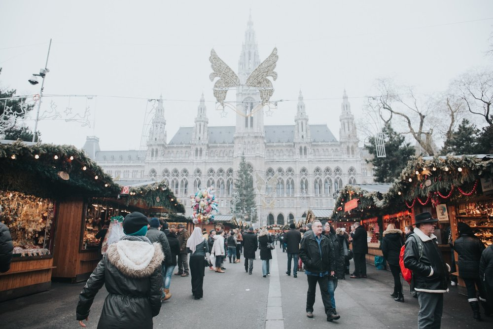 Vienna, Austria | Best Christmas Markets in Europe