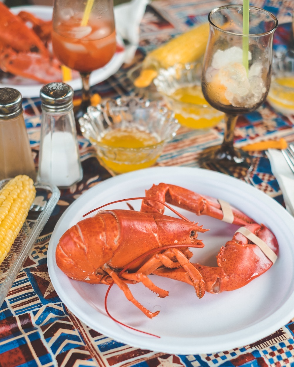 seafood dinner comes with a high cost of waste & environmental issues