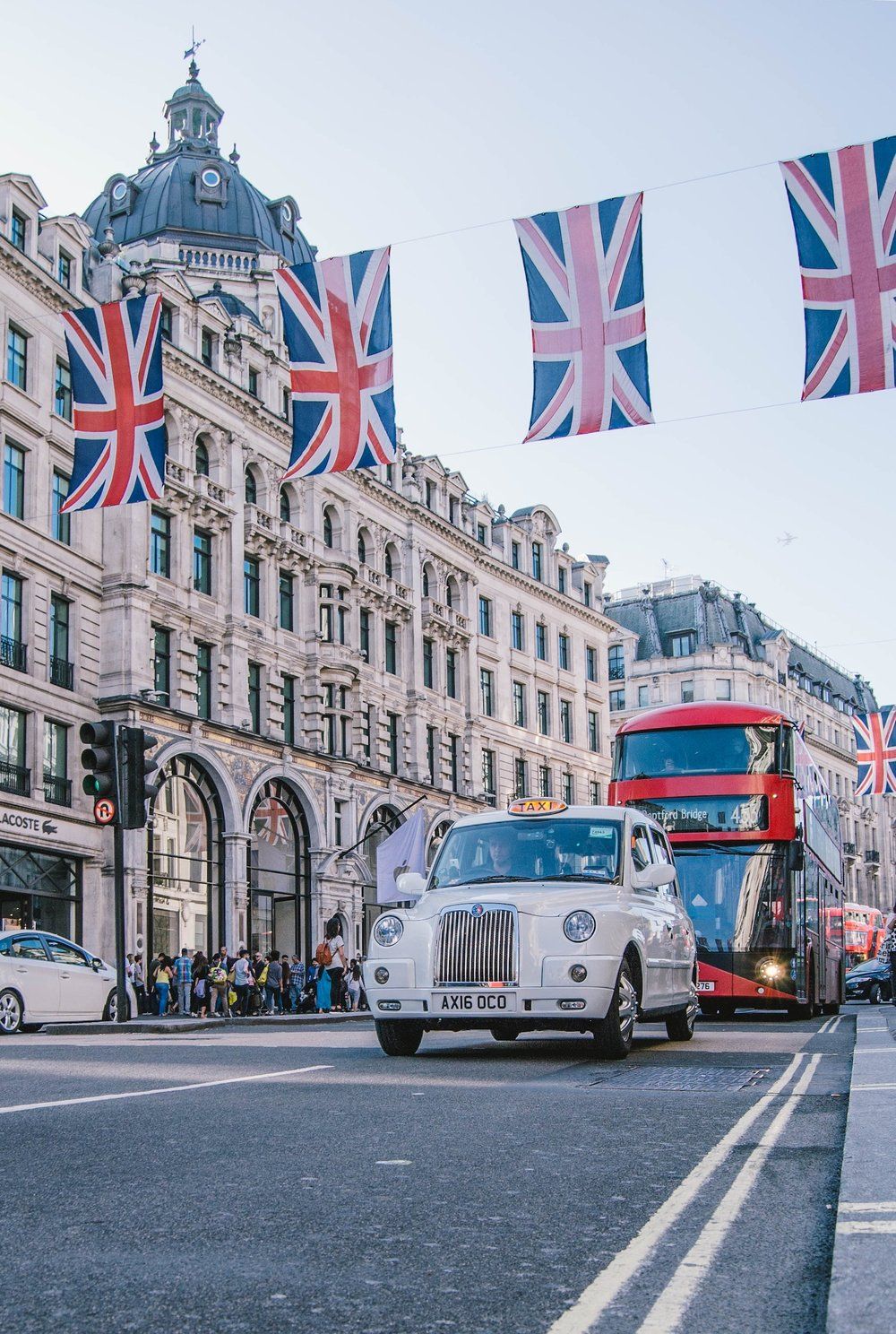 London England | New Airline Routes in 2019