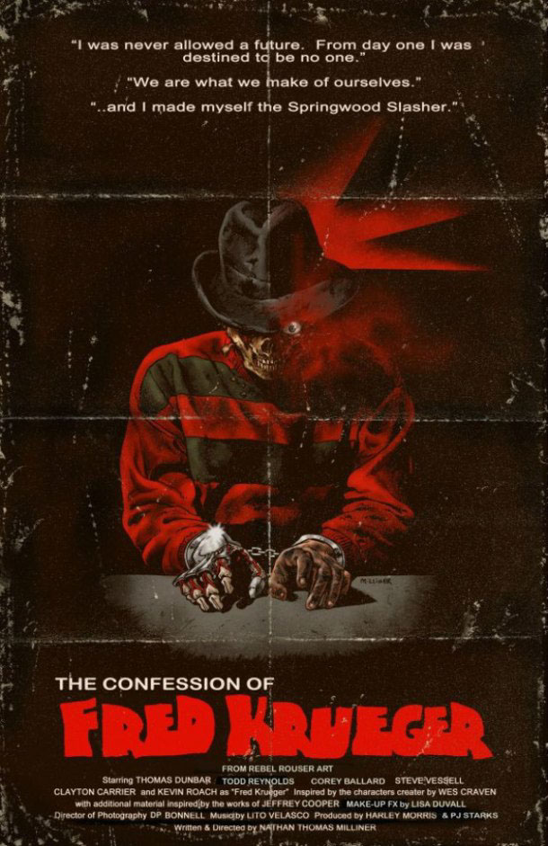 The Confession of Fred Krueger