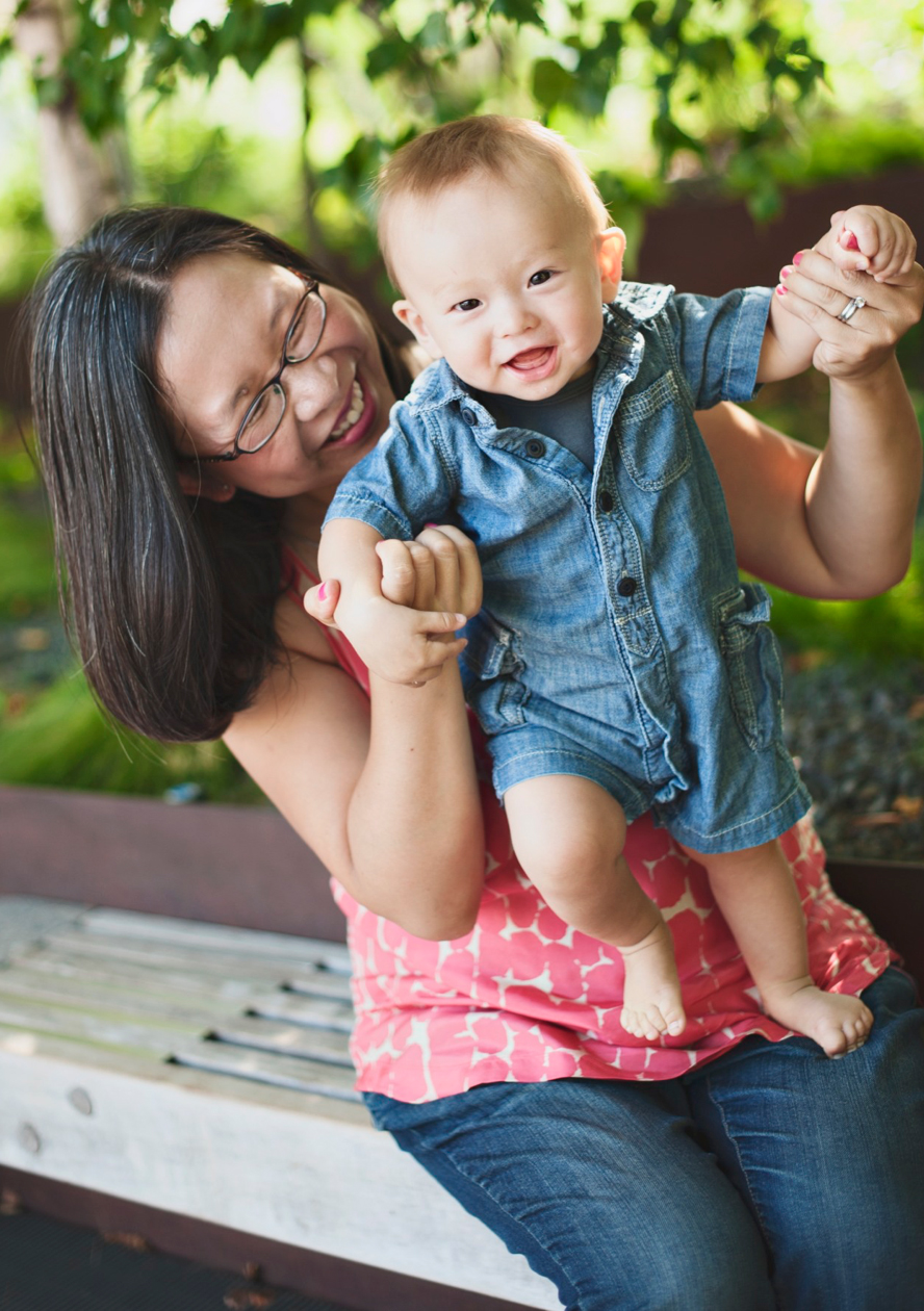 Mother & Son | Photosanity | Squarespace