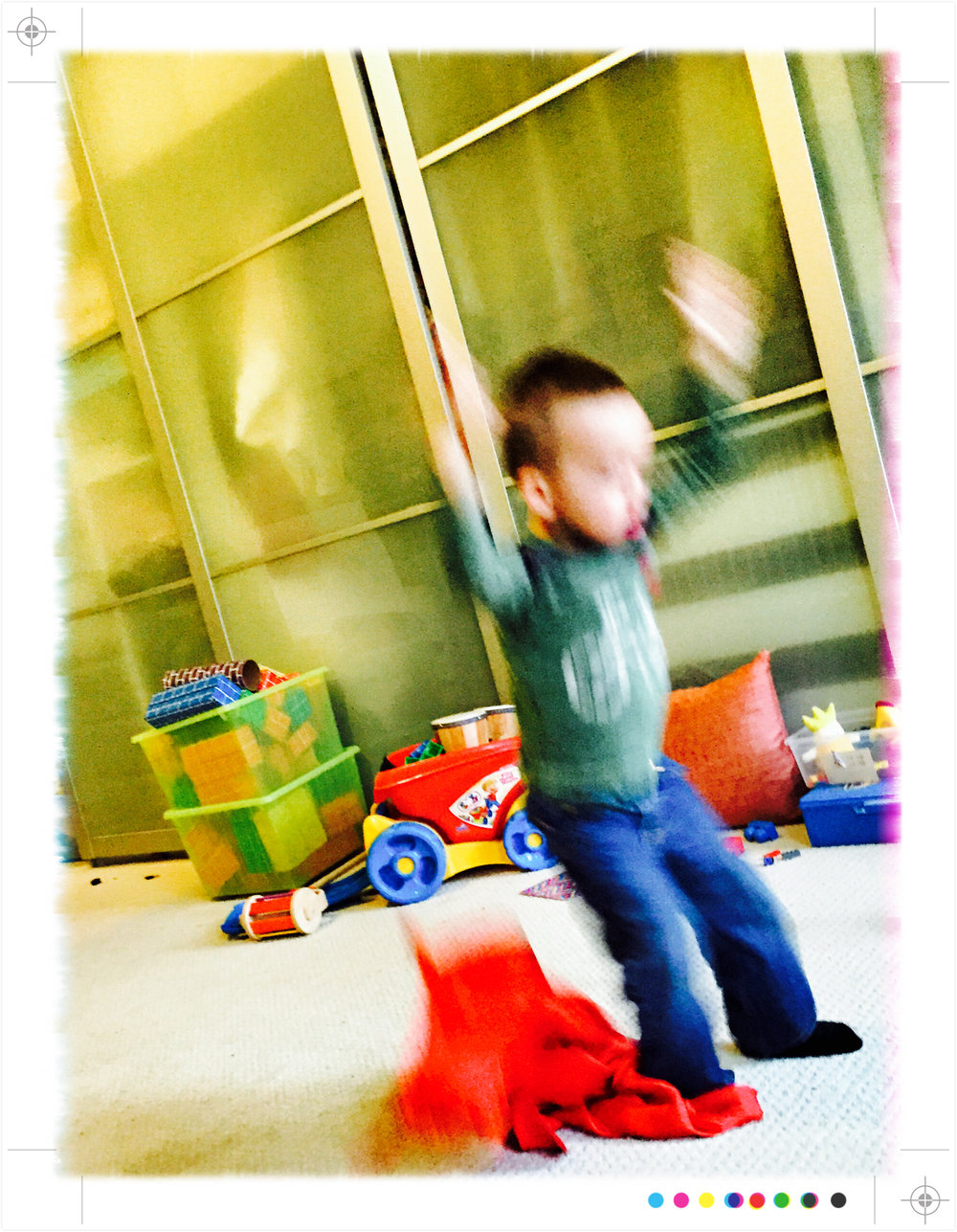 Typical motion blur (click to enlarge)
