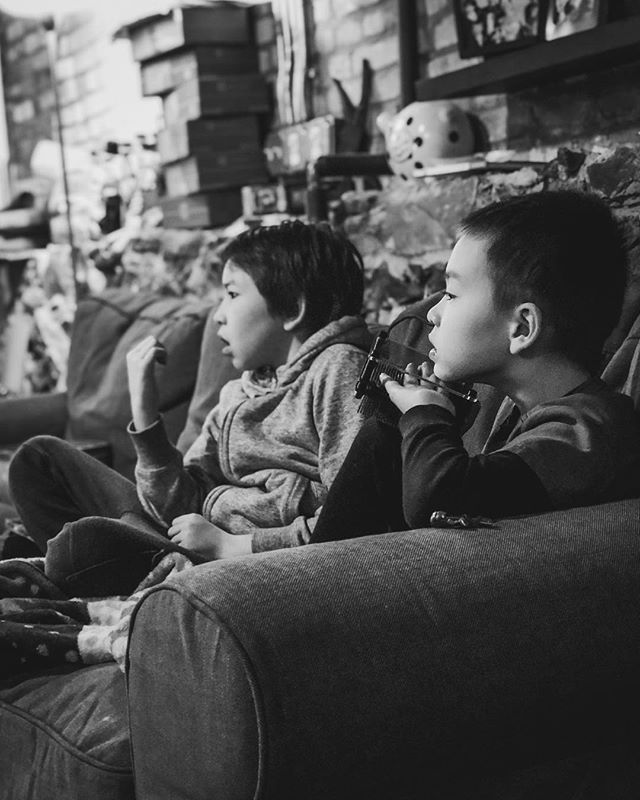 The boys were watching Disney's Pocahontas so we also watched the Smithsonian documentary, Pocahontas, Beyond the Myth. Despite some initial resistance, they ended up being enthralled and found it really interesting, as did I. ... #photosanity #resiliencethroughjoy #diversity #inclusion #diversityandinclusion #inclusiveleadership #integration #integrator #facilitator #parenting #motherhood #momlife #workingmomlife #tenyearsold #sevenyearsold #brooklynlife #ilovenyc #ilovebrooklyn #ilovemylife #ilovemykids #capturethemoment #bepresent #capturenaturalemotions #counterthenegativitybias #gratitudedaily #loveisresistance #pocahontas #smithsonianchannel