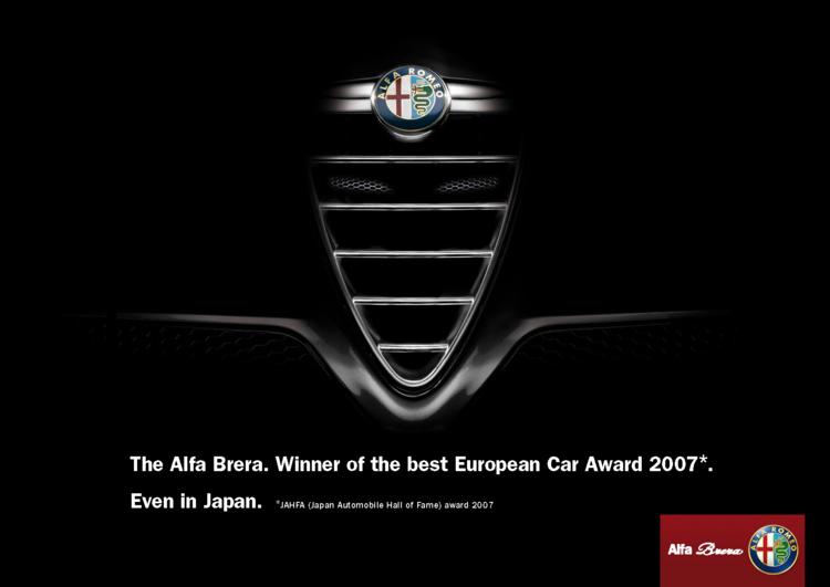 print ads – alfa romeo — portfolio