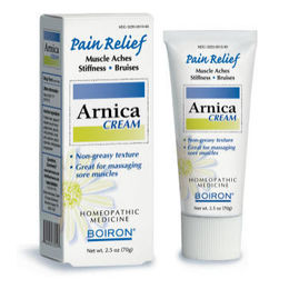 ARNICA CREAM. PAIN RELIEVING. MUSCLES JOINTS SPRAINS STRAINS