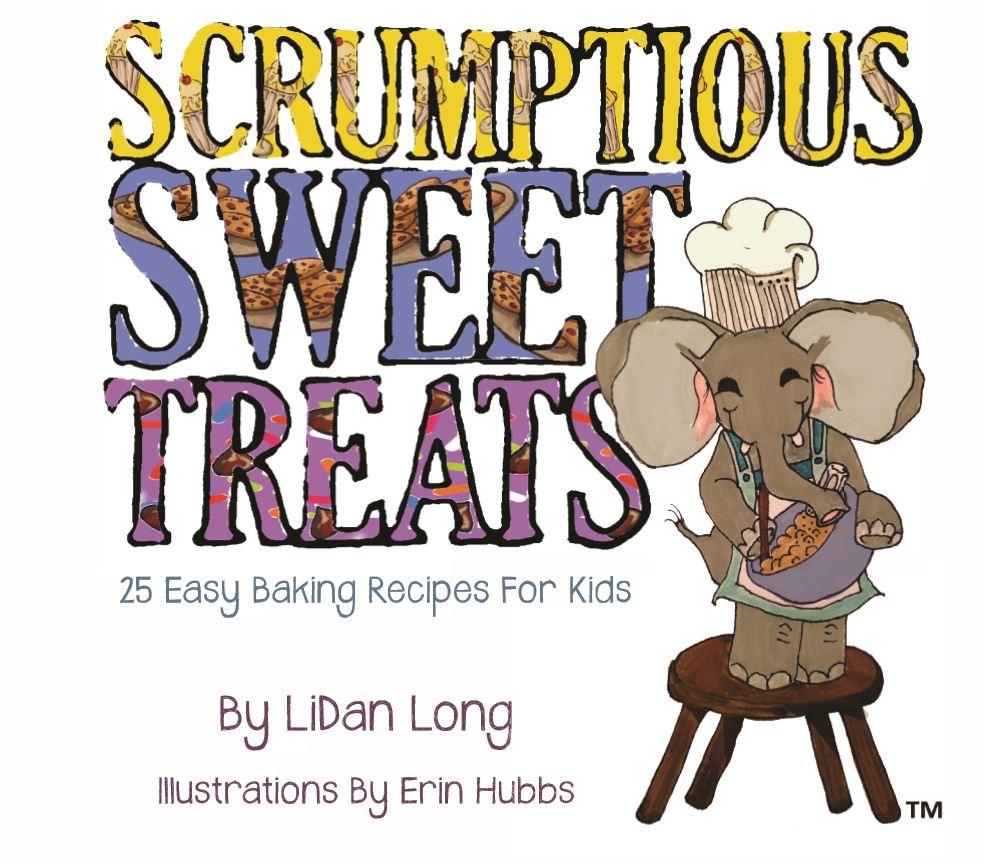 Front Cover Scrumptious Sweet Treats.JPG