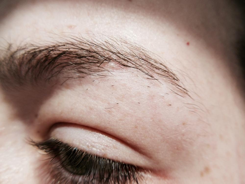 How To Trim Eyebrow Makeup By Jordain