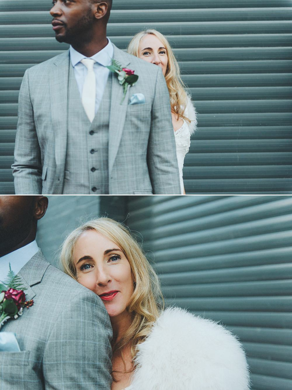 Creative and fun wedding photography in London and Sussex