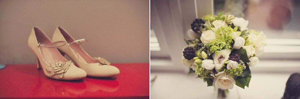 vintage alternative wedding london