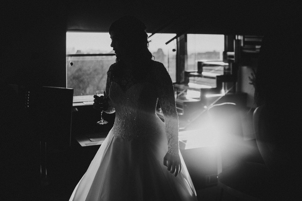 Reportage wedding photography