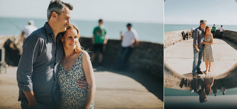 photos on the pier in brighton