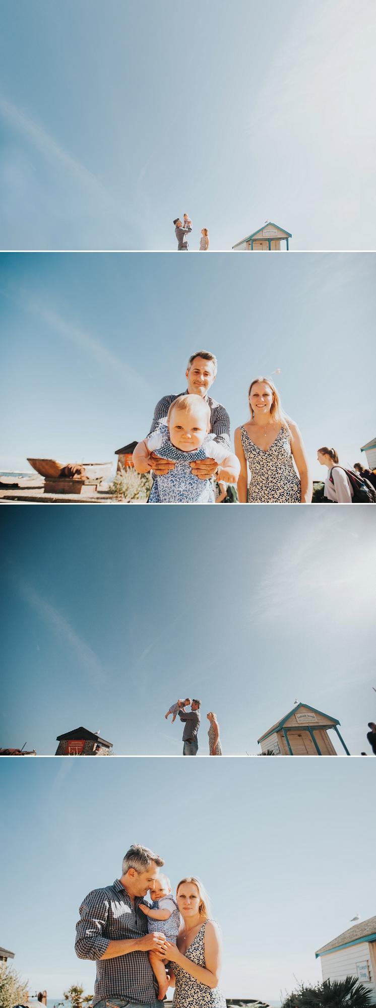 family photos in brighton