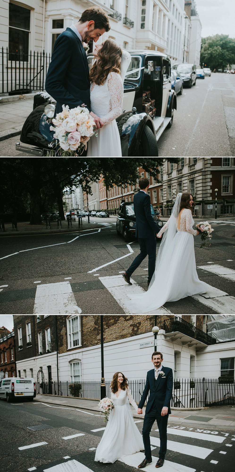 creative wedding photographer london