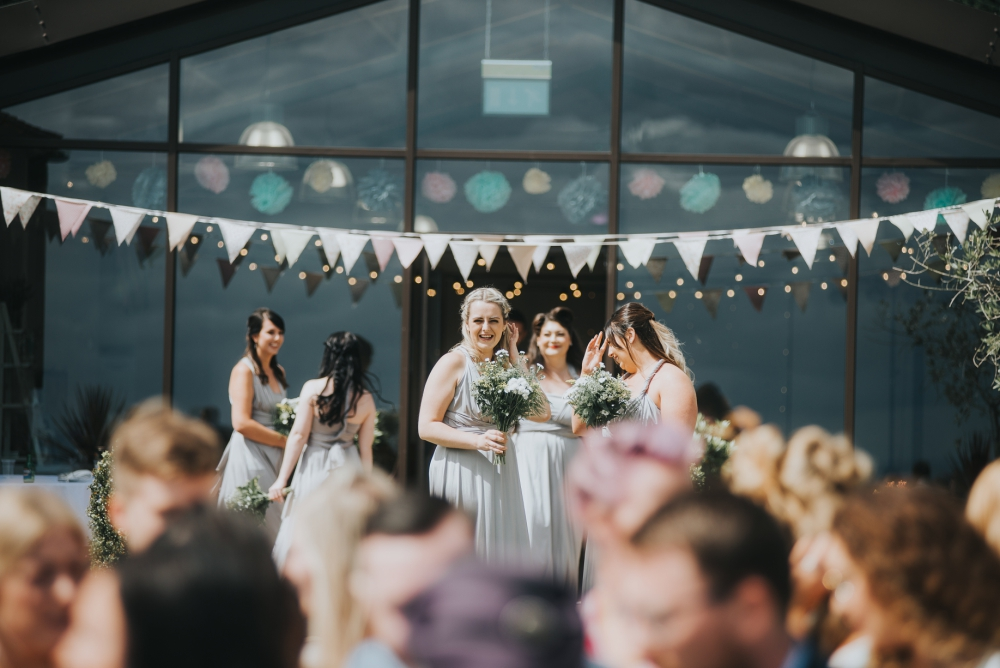 Natural Retreats Yorkshire Wedding