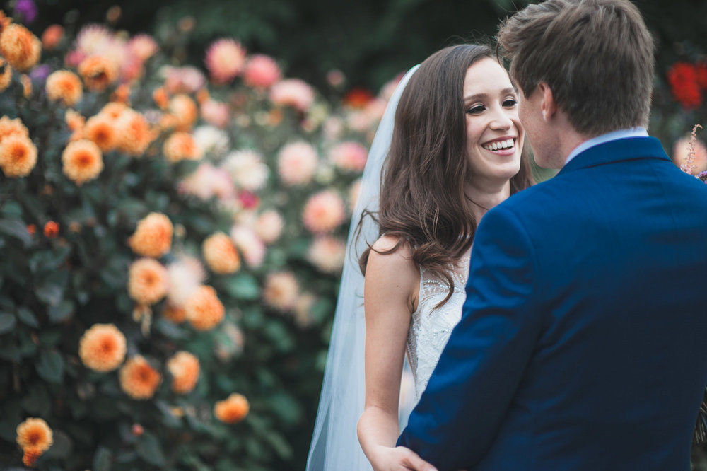 Eden Project Wedding, Cornwall Wedding Photographer