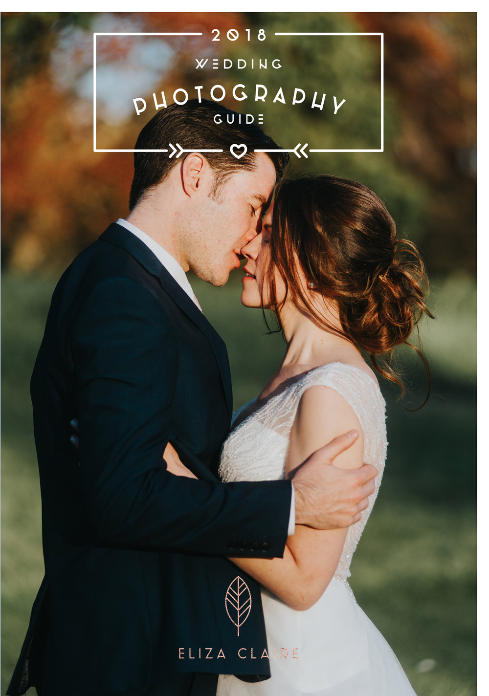 2018 Wedding Photography Guide
