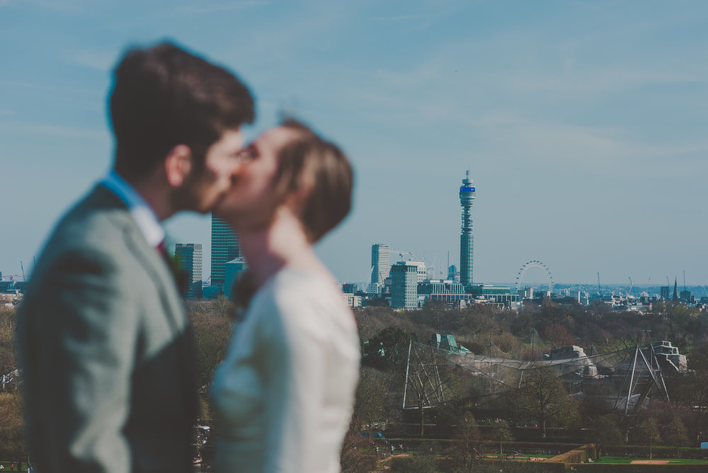 Primrose Hill Wedding