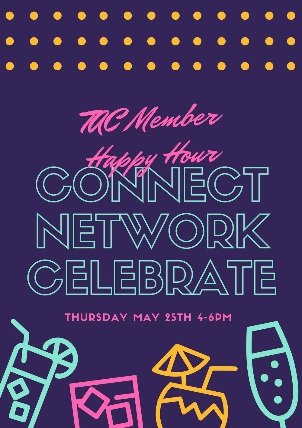 TAC Member Happy Hour