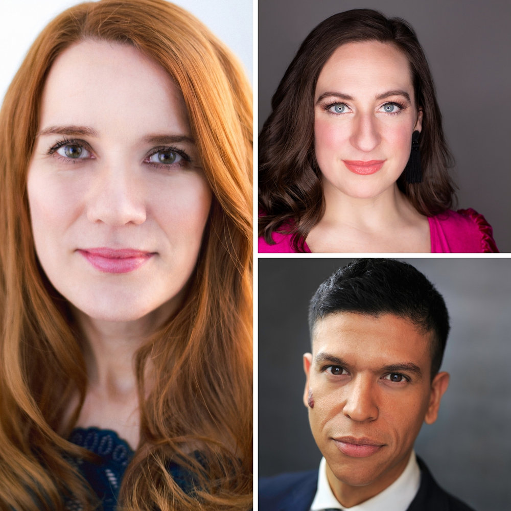 Opera Ensemble - Bringing two pieces from Mozart, Opera Ensemble will perform a trio from Così Fan Tutte,