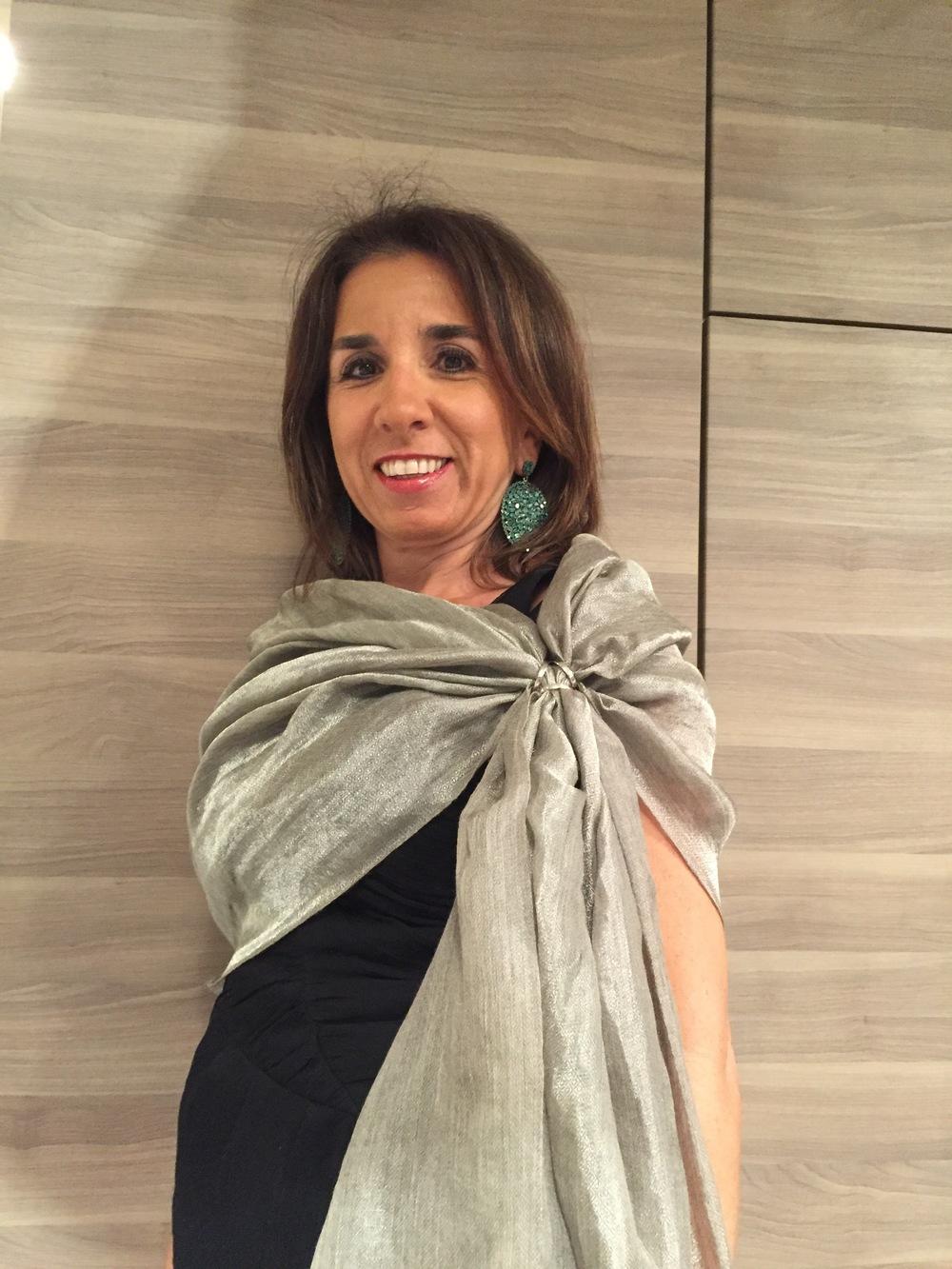 Milene in Barcelona