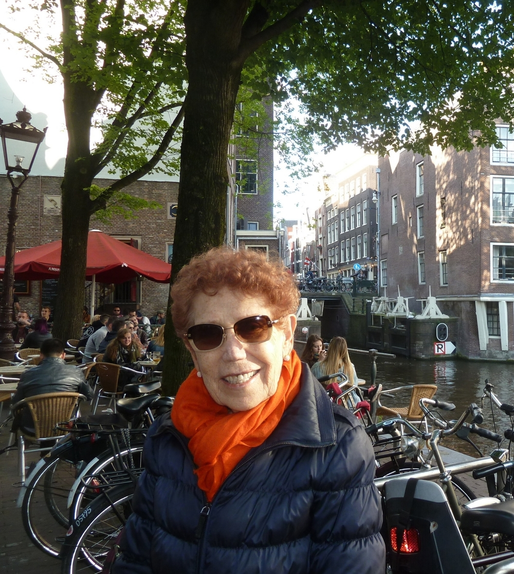 Noemia in Amsterdam
