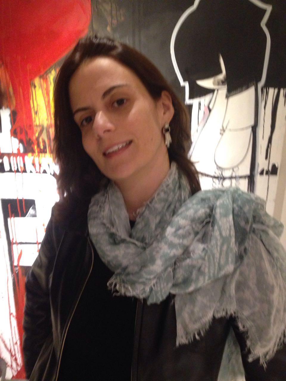 Fabiola in Rio