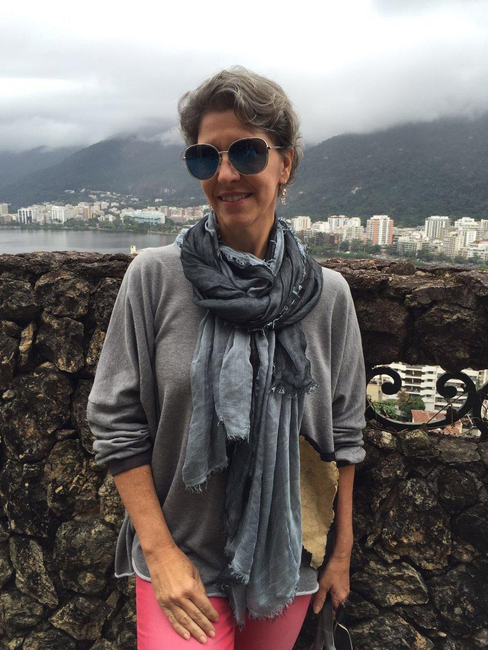 Sylvia in Rio
