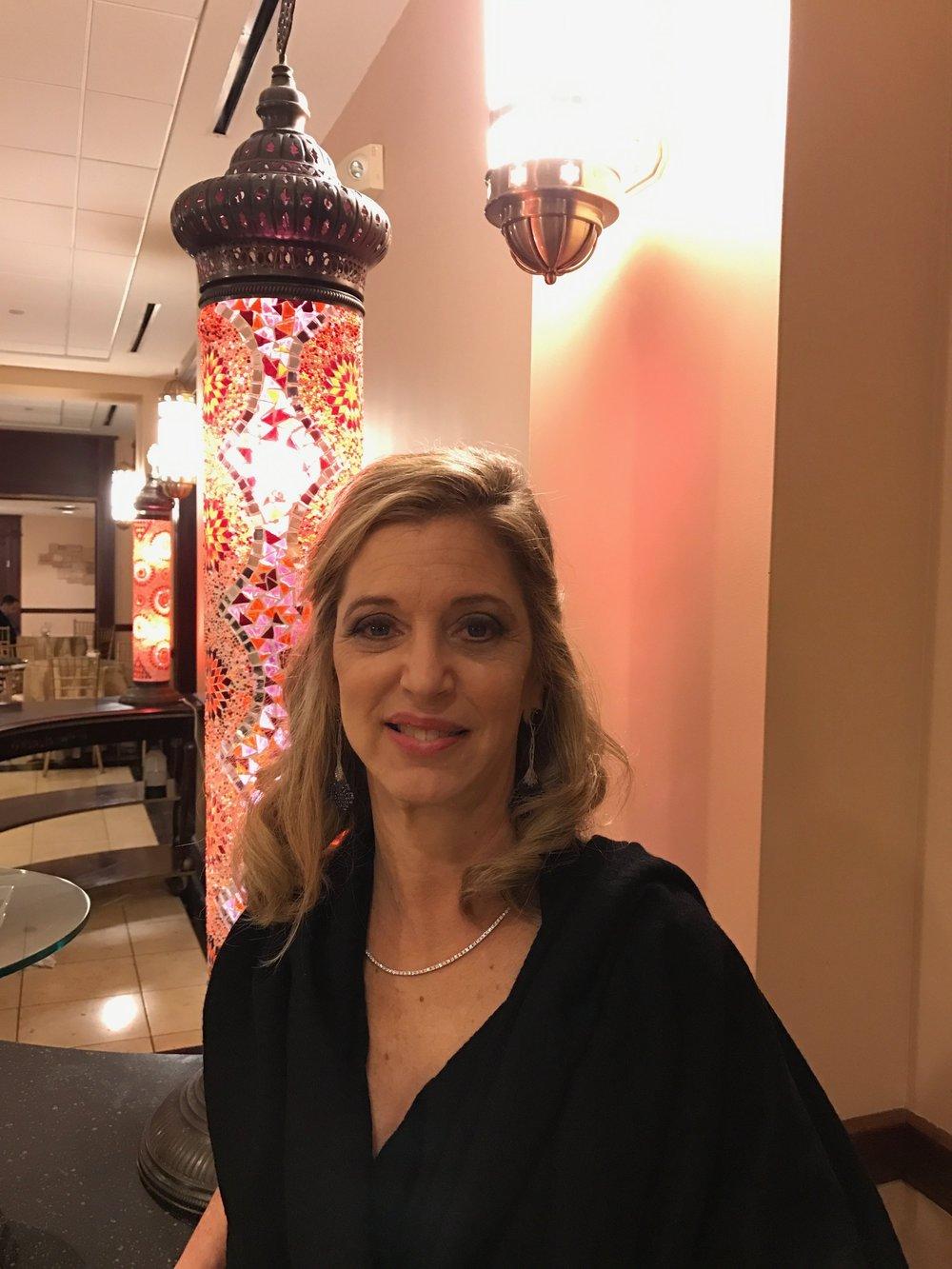 Eliane in NY