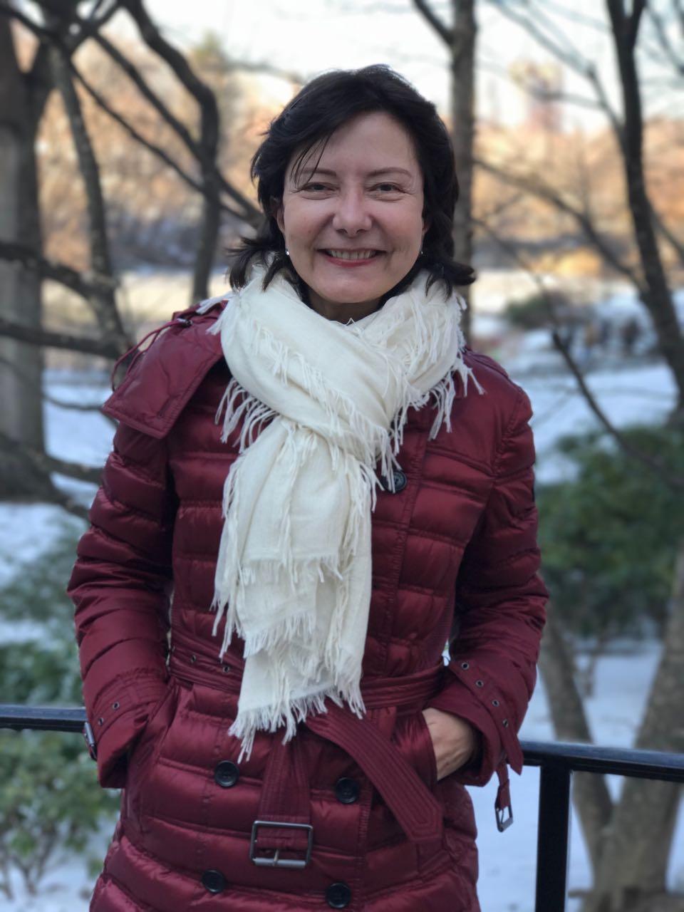 Cristina in NYC
