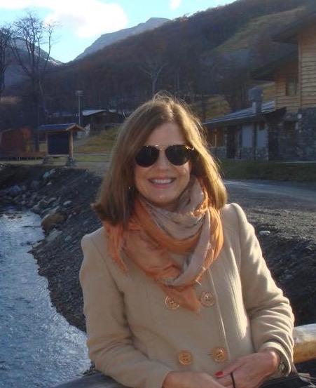 Rejane in Patagonia