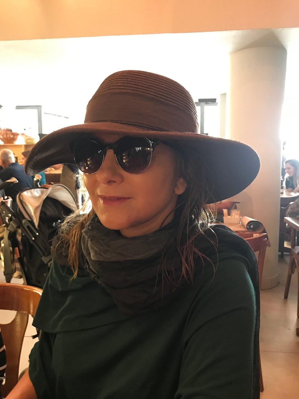 Lilian in Rio