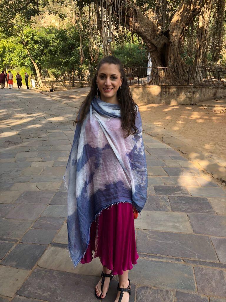 Dana in Jaipur