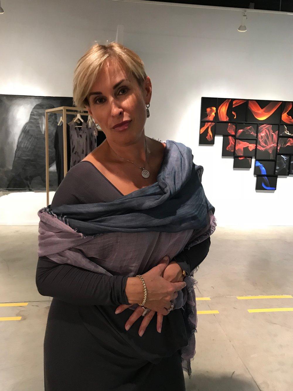 Elena in Miami