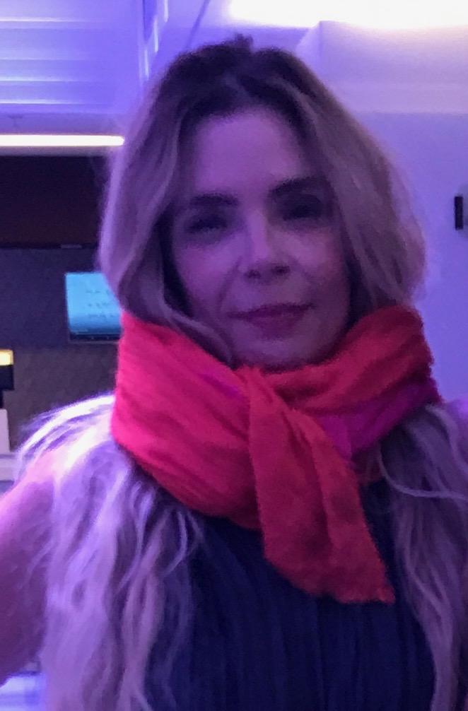 Alexia in Sao Paulo