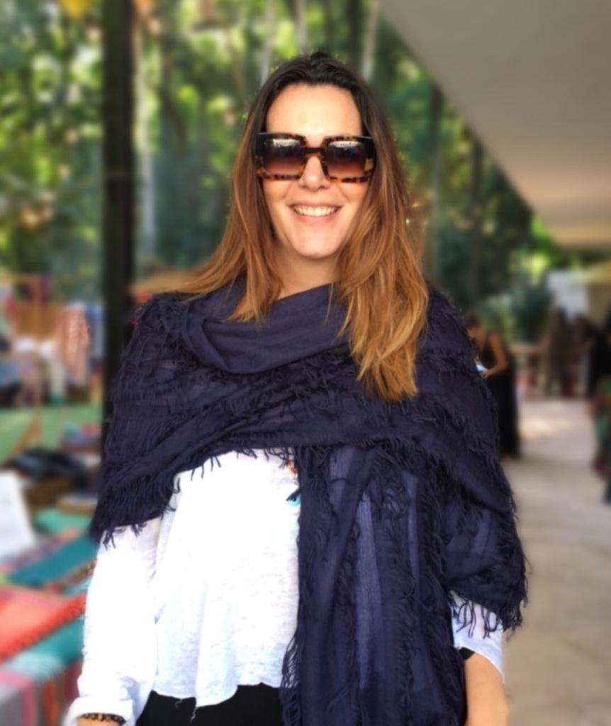 Karina in Rio