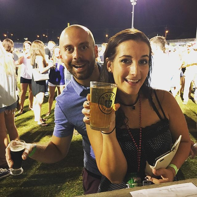 Thanks everyone for coming out last night!! New and old friends alike, glad you were able to #FindYourRoots . . . . . #NashvilleCider #HardCider #NashvilleBrewFest