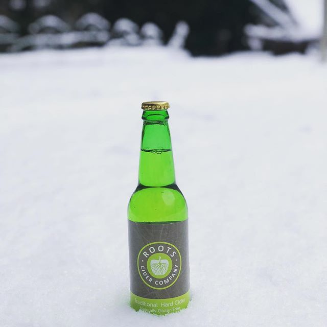 Happy first day of winter!! 🍏❄️ #FindYourRoots