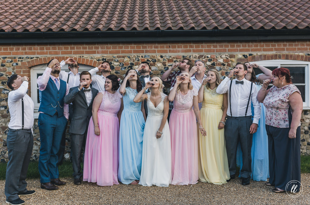 Elveden Estate Wedding