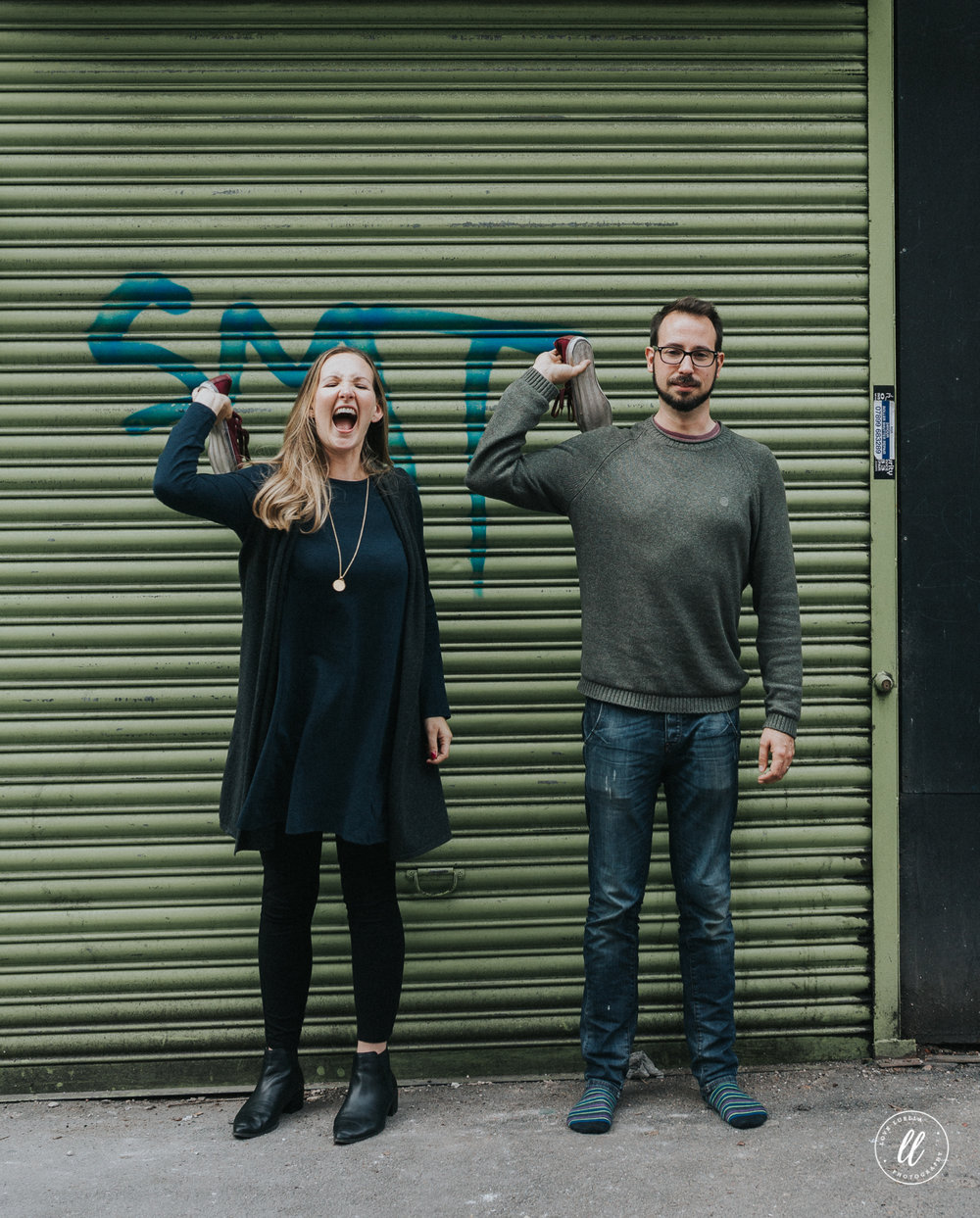 Northern Quarter Couple Shoot