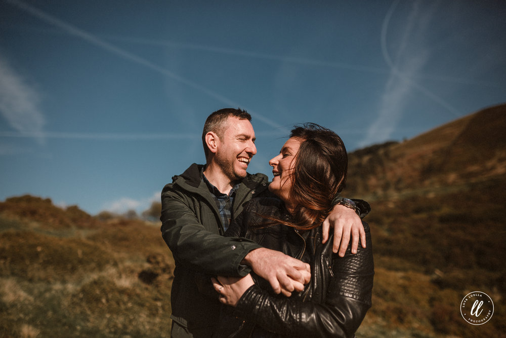 North wales pre wedding shoot