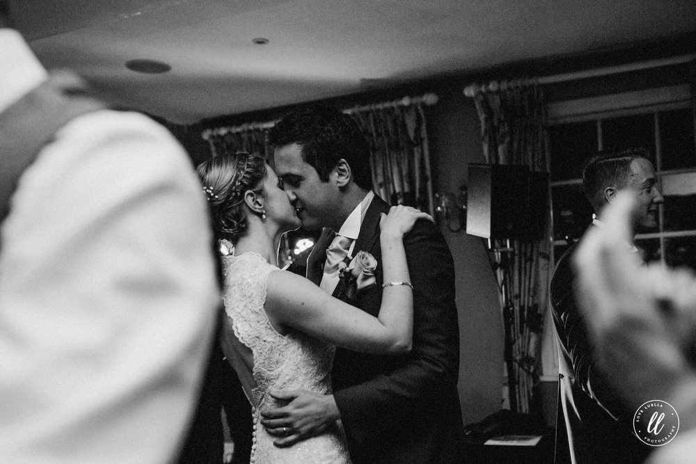 First Dance At Mytton And Mermaid Shrewsbury