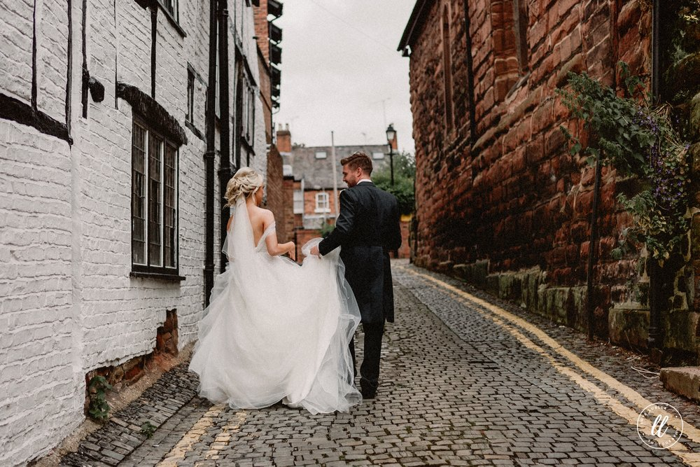 Chester Street Wedding Photography