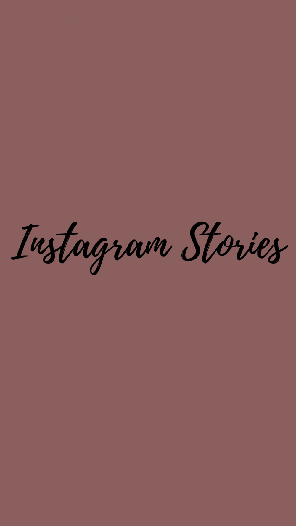 Instagram Stories For Your Business