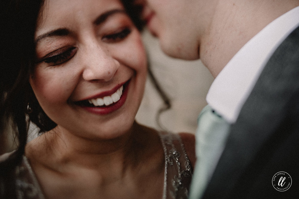 Freelensing Bridal Portraits UK