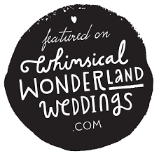 Photographer Featured On Whimsical Wonderland Weddings