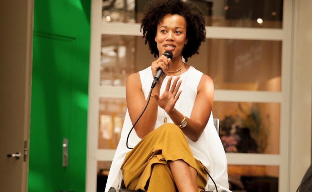 c/o:  Lauren Ash , speaker, writer, and founder of  @blackgirlinom  , spirit led yoga and meditation guide.