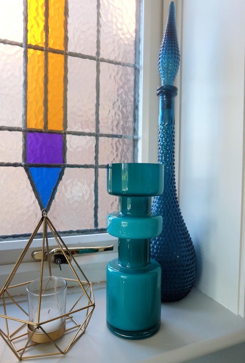 Dotty Dishes Debenhams glass vase