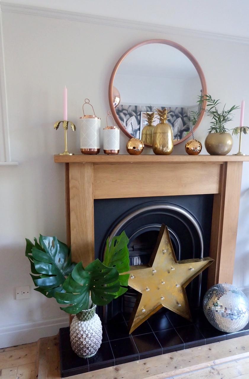 Dotty Dishes Debenhams Home Star Light