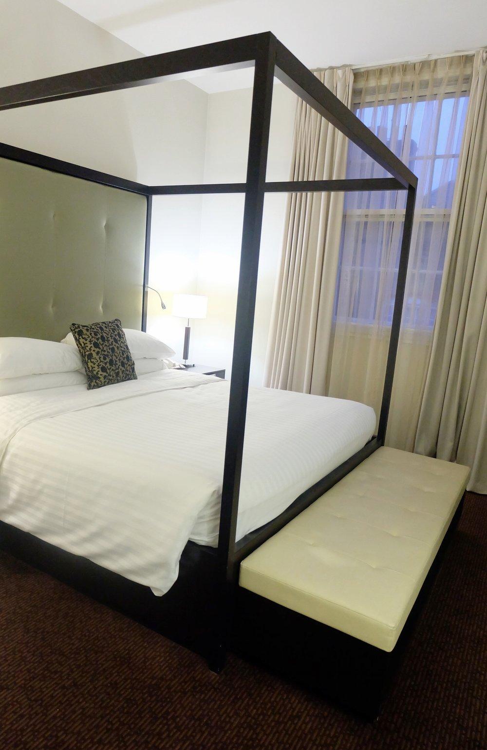 Suite at London Marriott Hotel Grosvenor Square