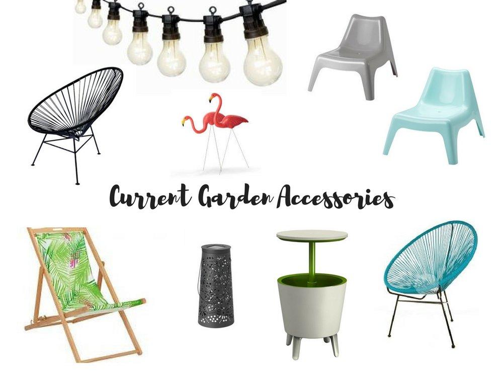 Garden Accessory Ideas